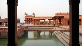 sikri agra fatehpur indu fotografia royalty free