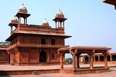 sikri de l'Inde de fatehpur Photos libres de droits