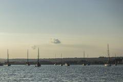Sikt över havet Royaltyfria Foton