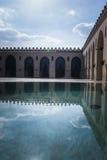 Sikt av al-Hakimmoskén Royaltyfri Fotografi