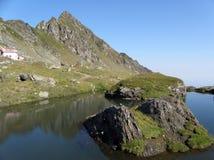 Sikt av berg arkivfoto