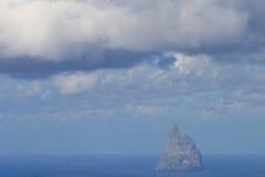 Sikt av bollpyramiden Royaltyfria Foton