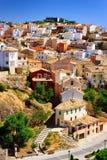 Sikt av Cuenca Royaltyfri Bild