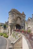 Sikt av den Porte D `en Ardon royaltyfri foto