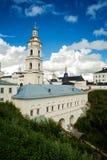 Sikt av den Sofia vzvozen kremlin tobolsk Arkivbild