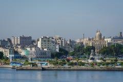 Sikt av den stads- Kuban Royaltyfri Fotografi