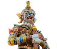 Sikt av den thailändska jätten Arkivfoto