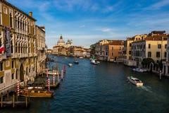 Sikt av den Venedig staden, Italien Royaltyfri Bild