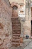 Sikt av det Lahore fortet, Lahore, Punjab, Pakistan Royaltyfria Bilder