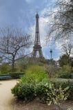 Sikt av Eiffeltorn Royaltyfri Bild