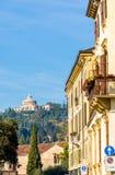 Sikt av forte- San Leonardo Arkivbild
