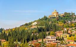Sikt av forte- San Leonardo Royaltyfri Bild