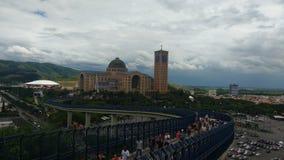 Sikt av fristaden av Aparecida att göra Norte royaltyfri foto