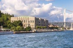 Sikt av Istanbul Royaltyfria Foton