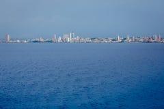 Sikt av Kuban Royaltyfri Fotografi