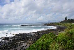 Sikt av kusten Royaltyfri Fotografi