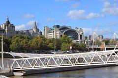 Sikt av London Royaltyfri Foto