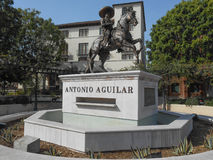 Sikt av Los Angeles Kalifornien Royaltyfri Foto