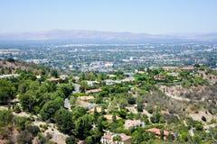 Sikt av Losa Angeles Royaltyfri Fotografi