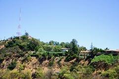 Sikt av Losa Angeles Royaltyfria Foton