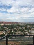 Sikt av Nevada Royaltyfria Bilder