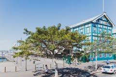Sikt av område för hamnplats för Sydney ` s Cowper nära Potts punkt Royaltyfri Foto