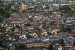 Sikt av Portsmouth arkivbilder