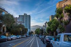 Sikt av San Francisco - Kalifornien Royaltyfria Bilder