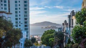 Sikt av San Francisco - Kalifornien Royaltyfri Foto