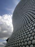 Sikt av Selfridges, Birmingham, England Arkivbild