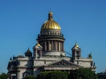 Sikt av St Petersburg Fotografering för Bildbyråer