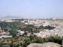 Sikt av staden Royaltyfri Bild