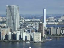 Sikt av Tokio Japan Arkivbilder
