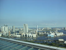 Sikt av Tokyo Japan Royaltyfria Foton