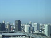 Sikt av Tokyo Japan Royaltyfria Bilder