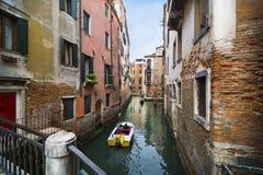 Sikt av Venedig, Italia, Europa Arkivfoton
