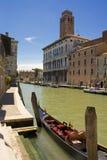 Sikt av Venedig - Italien Royaltyfri Bild