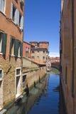 Sikt av venice - Italien Fotografering för Bildbyråer