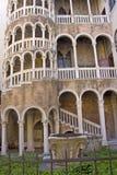 Sikt av venice - Italien Arkivbild