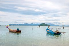 sikt för 01 havsserie Fotografering för Bildbyråer