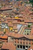 sikt för bolognaemilia italy romagna Emilia-Romagna italy Arkivbilder