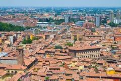 sikt för bolognaemilia italy romagna Emilia-Romagna italy Royaltyfri Foto