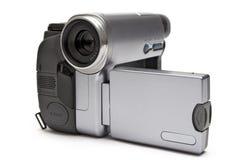 sikt för främre sida för camcorder digital royaltyfri fotografi