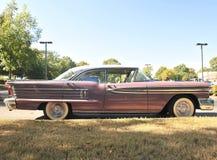 Sikt för Oldsmobile Buick toppen bilsida arkivfoton