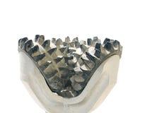 sikt för tand för ordningsbit tät hålande Royaltyfria Foton