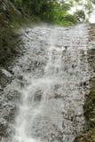 Sikt för vattenfall för Mo-` ole av överkanten Royaltyfri Fotografi