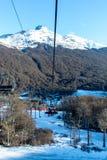 Sikt från det Cerro svängbara hjulet fotografering för bildbyråer