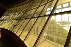 Sikt från fönster Royaltyfri Fotografi