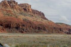 Sikt från Grand Canyon Fotografering för Bildbyråer
