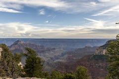 Sikt från Grand Canyon Royaltyfri Foto
